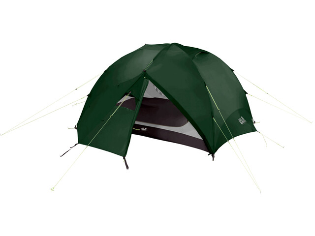 Jack Wolfskin Yellowstone II Vent Tent, mountain green